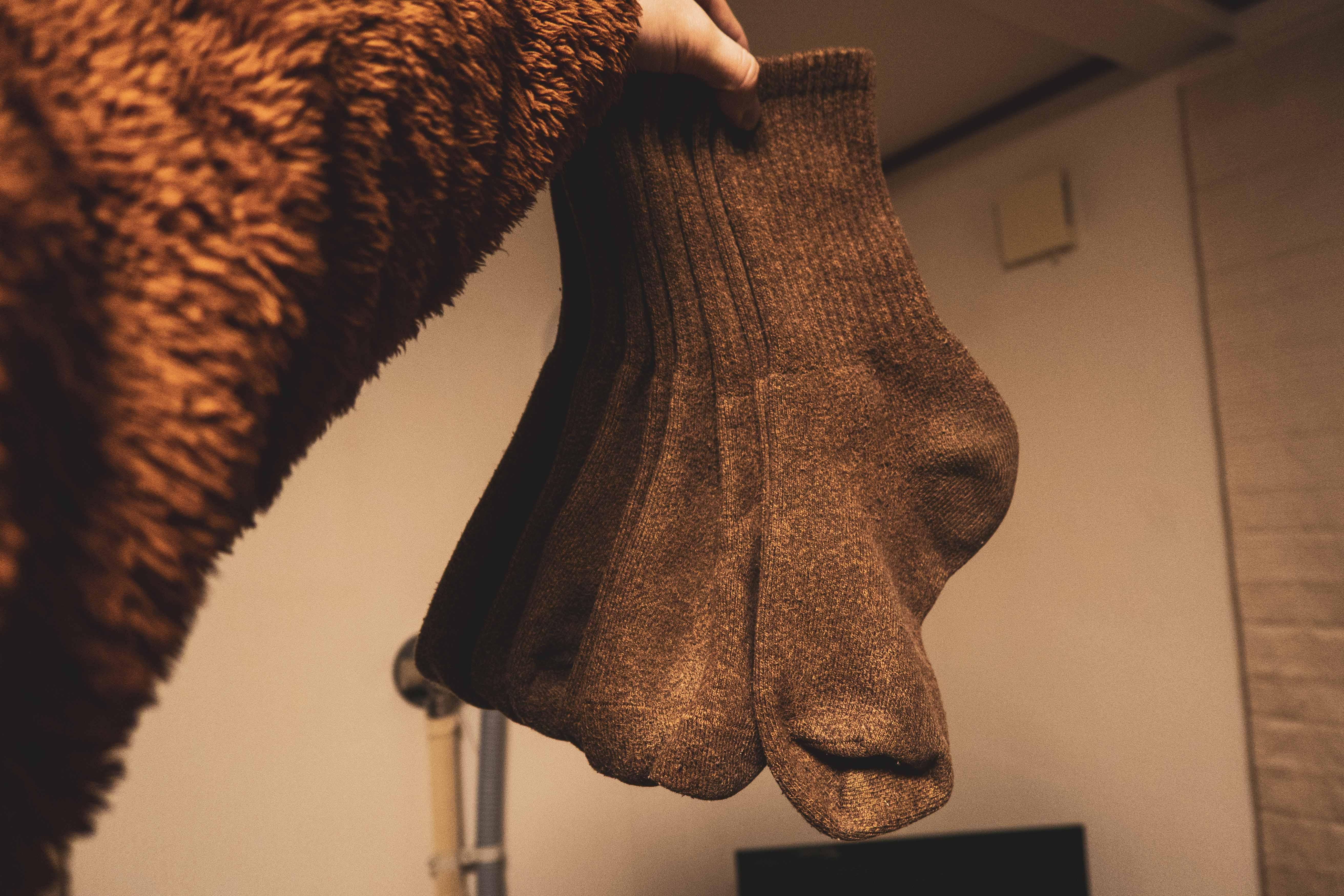 【ユニクロ】オススメ!! この冬毎日履いていた靴下ヒートテックソックス